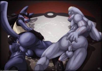 furry pokemon porn mew