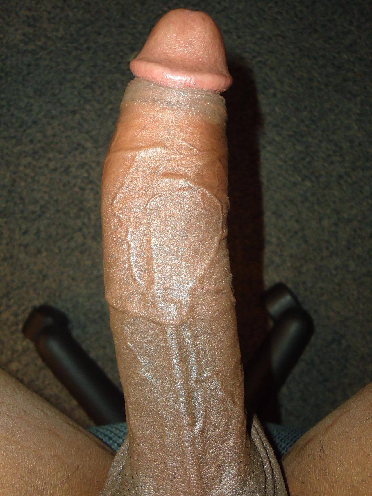 tumblr big black cock close up