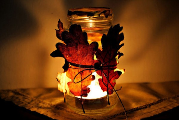 Image result for fall candle