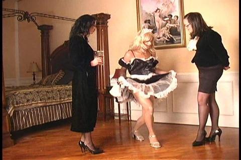 sissy maid bondage