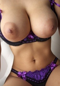 large breast celebrity