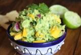 Guacamole Two Ways: Strawberry Jalapeño and Mango I 24 Carrot Life