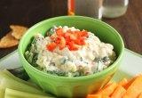 Greek Yogurt Veggie Dip // 24 Carrot Life #greekyogurt #vegetarian #healthy