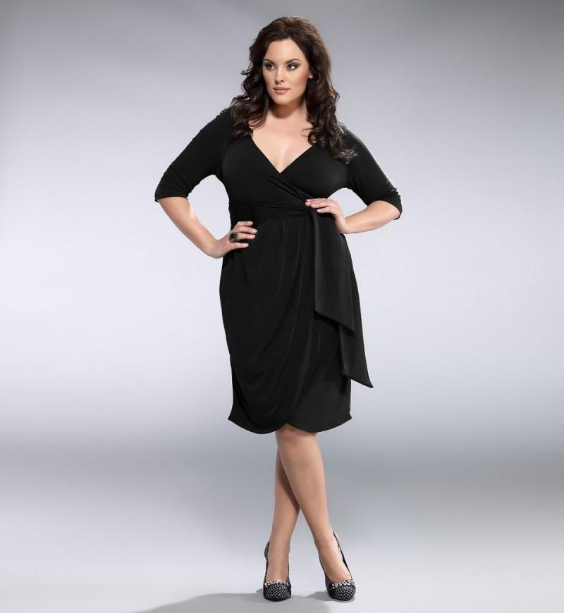 Large Of Plus Size Wrap Dress