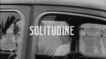 Solitudine - Romano Scavolini