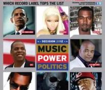 Diddy Jay - Z  Rick Ross Birdman Niki Minaj Chris Lighty Covers Source Magazine Power 30