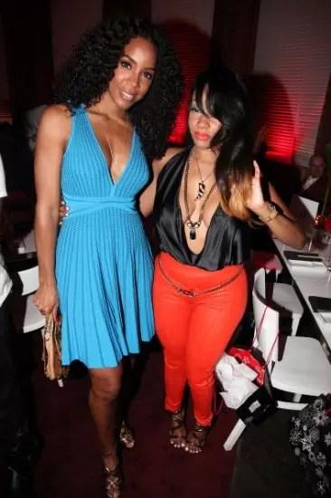 Kelly Rowland & Robin V.