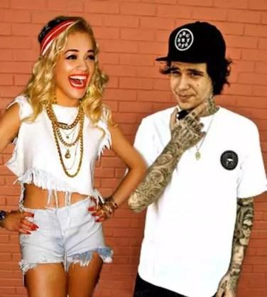 Rita Ora & Rich Hilfiger