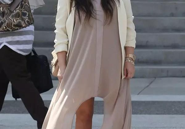 DAYUM!: 34 Of Kim Kardashian's Worst Pregnancy Outfits   24 Hour Hip