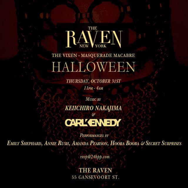 10-31-HalloweenTheRaven