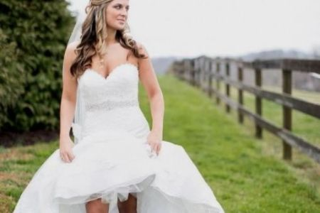 wpid short country style wedding dresses with cowboy boots 2016 2017 9