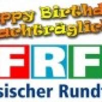 Friesischer Rundfunk jubiliert!