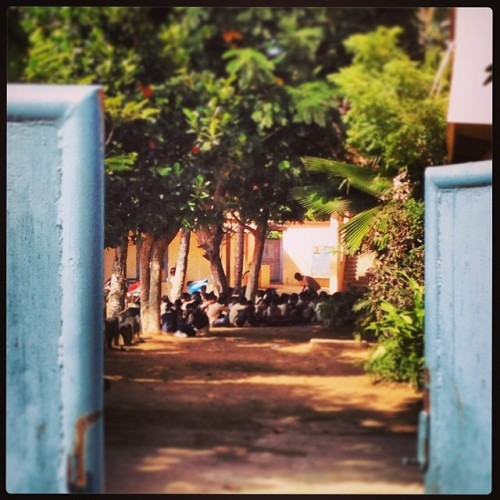 School in #chennai #india (at Kodambakkam)