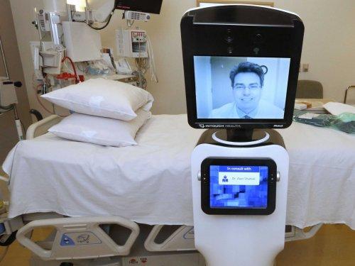 RP-Vita telemedicine robot