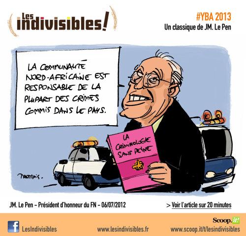 Jean Marie Le Pen classique