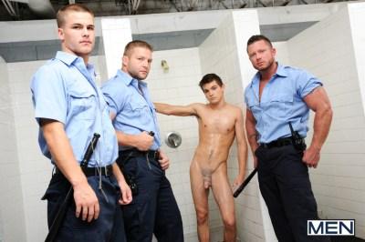 hot gay cop sex with a prisoner