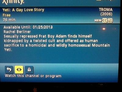 Yeti: A Gay Love Story