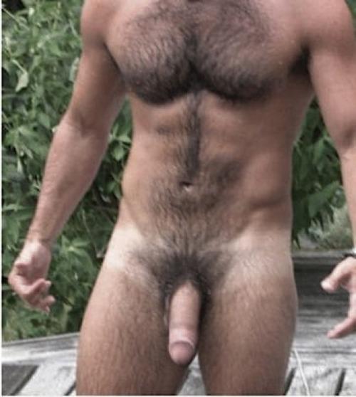 Super Hairy Men