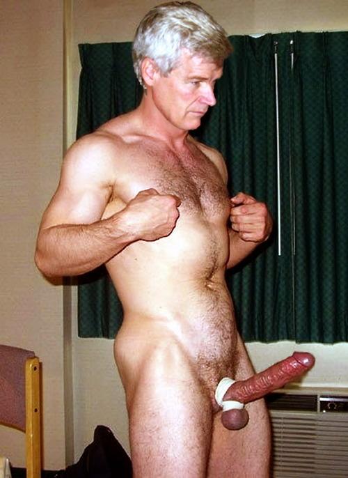 80 older naked men