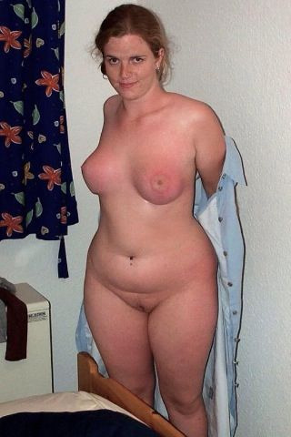 pear  shaped tits