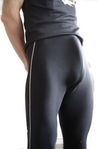 huge penis inside the pants
