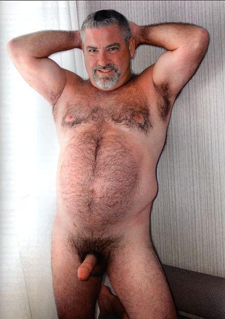 hairy daddy bear tumblr