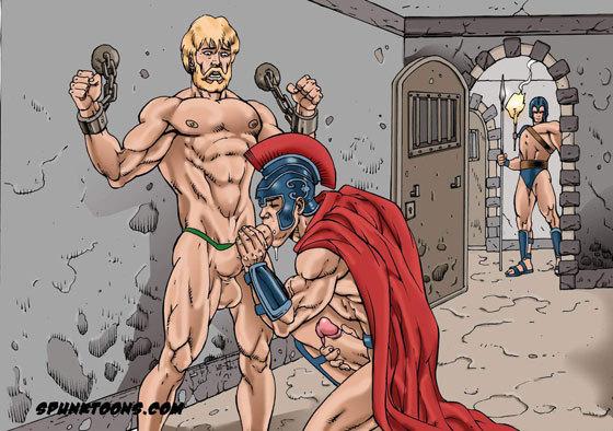 greek mythology gay porn