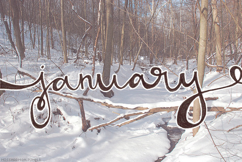 Hello January! Hello gifts, hello cold, hello family days, hello family lunches and dinners, hello study hello tests… M*