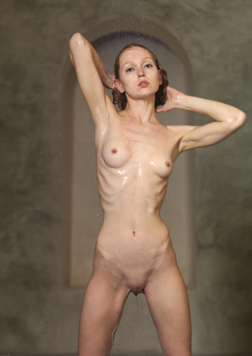 Anorexia black nude girls