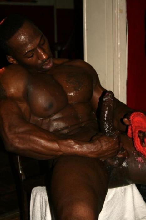 big black muscle men fuck