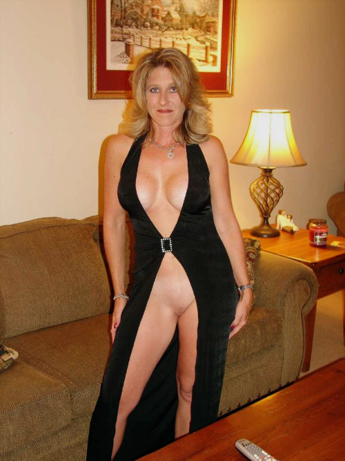 wife going out dressed provocatively