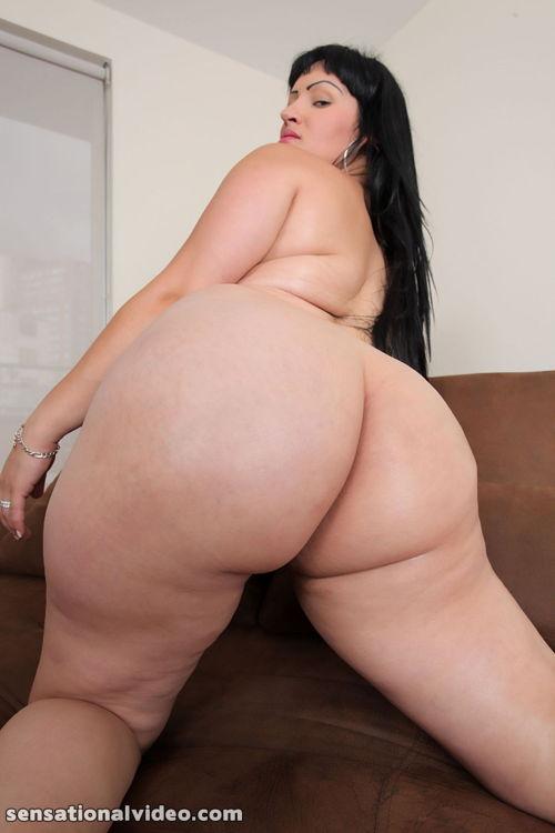 bbw mexican grandma booty