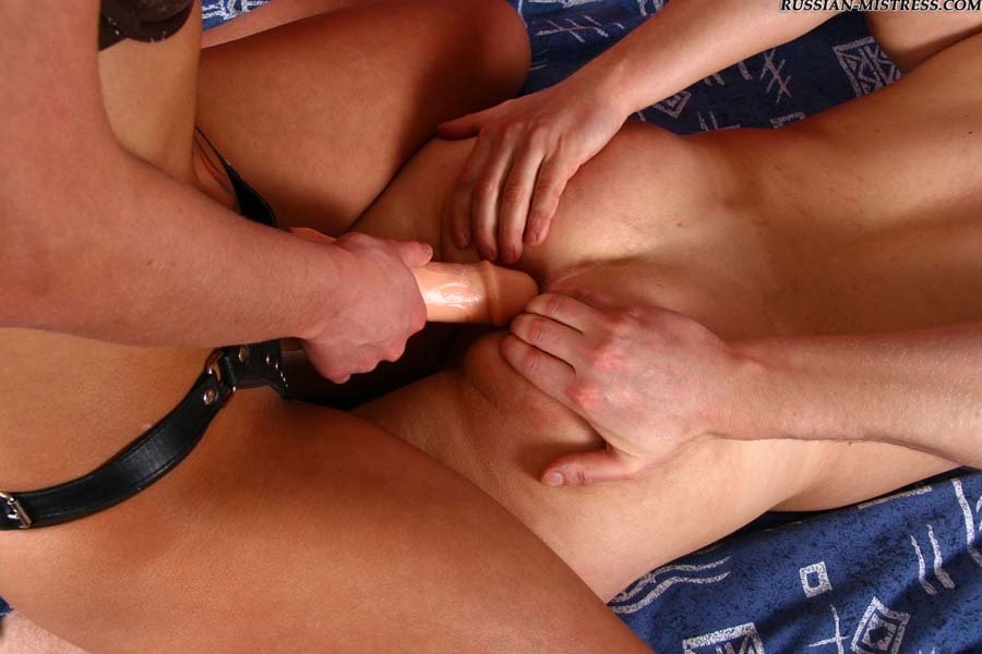 strapon pegging tantramassage halle
