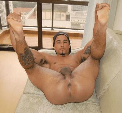 gay men butt holes