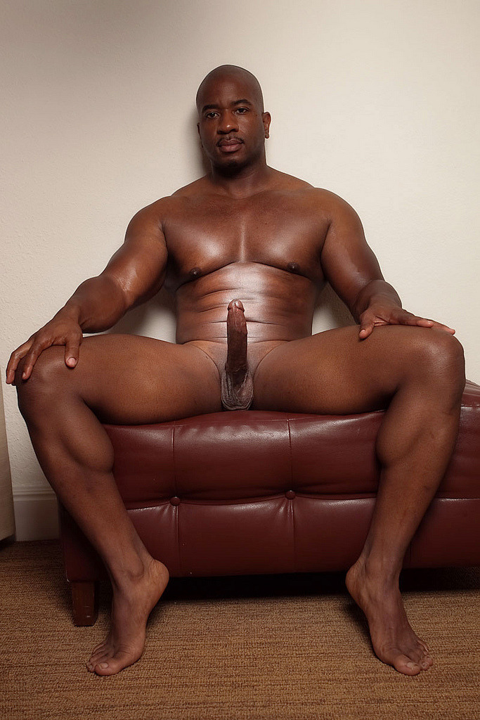 Ebony muscle tumblr