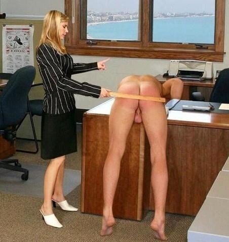 embarrassing bare bottom spanking
