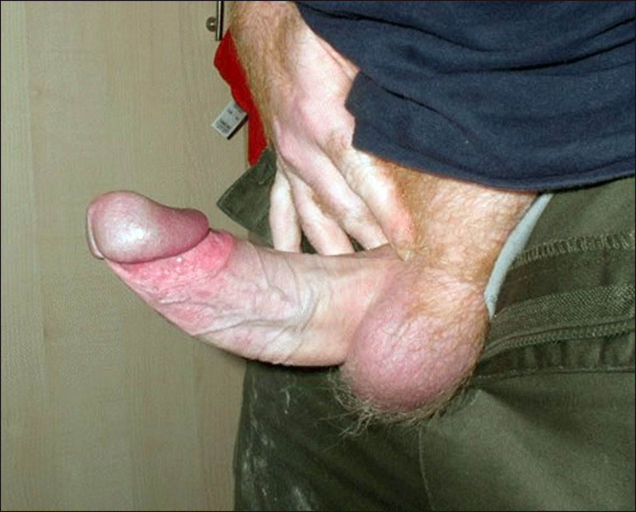Are Largest cock girth remarkable