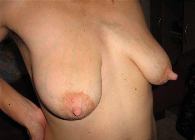 long sagging tits