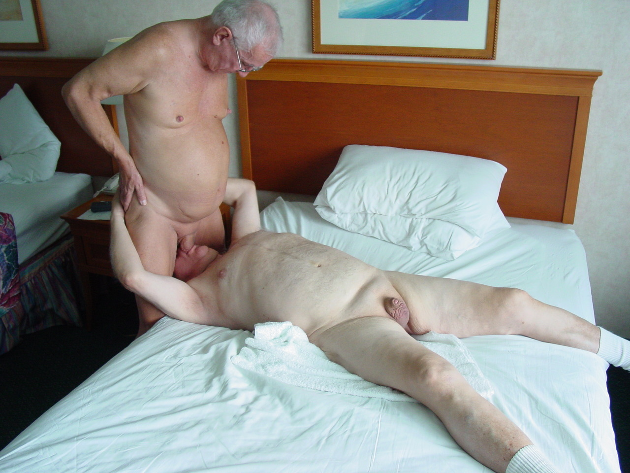 fat hairy men with big cocks
