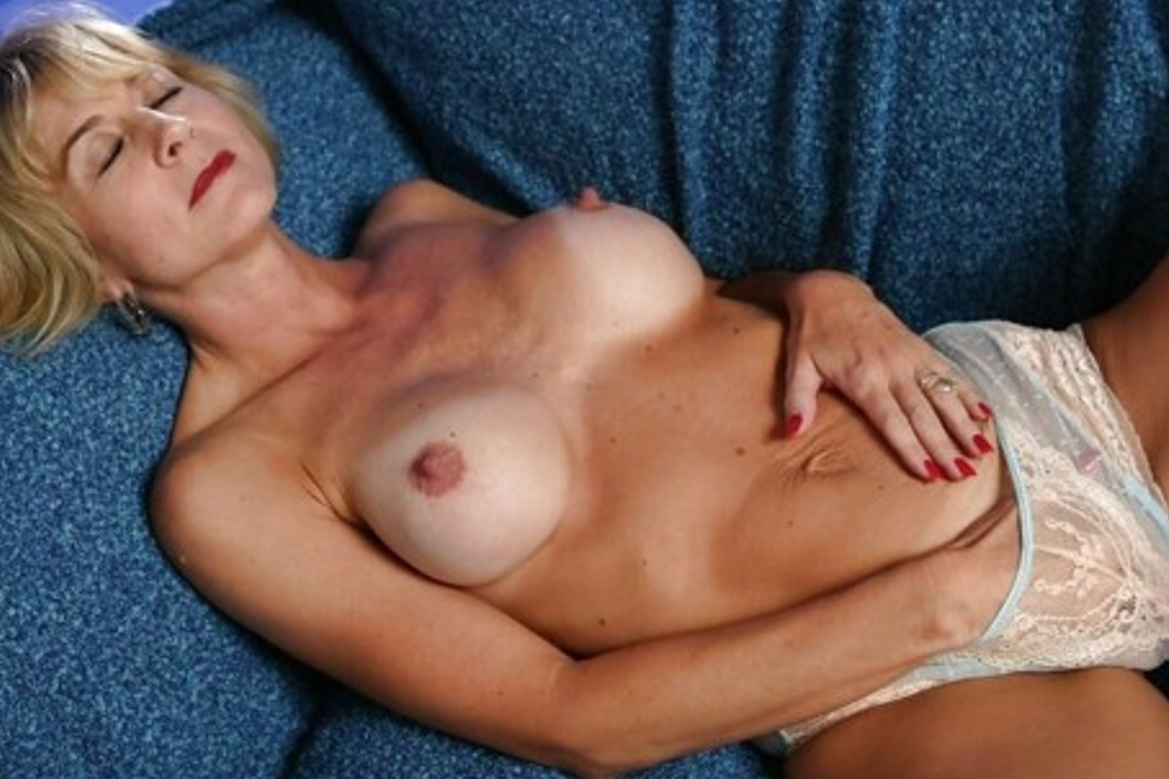 image Tanned mother catches son jerking off to her video amp bangs h