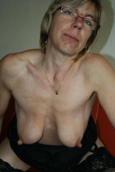 old empty tits