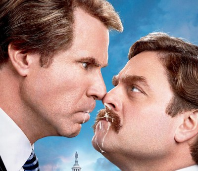 Will Ferrell and Zach Galifianakis, male celebrity gay facials porn