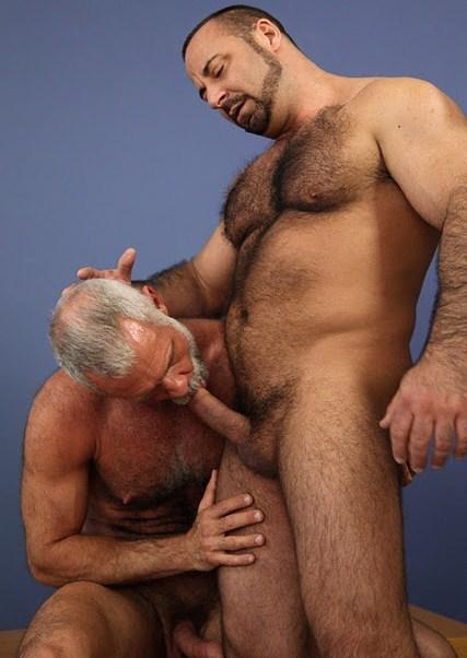 hairy boys