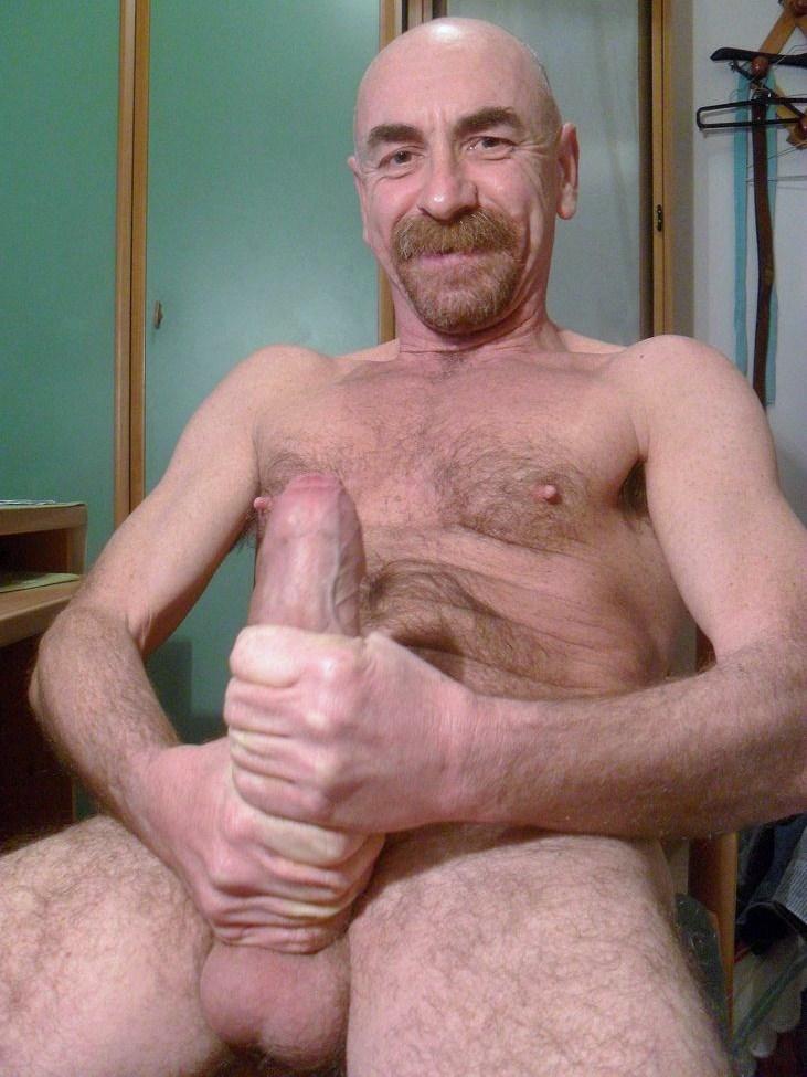 grandpa with big cocks naked