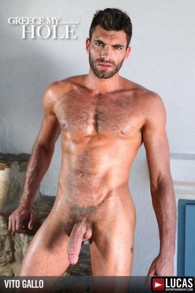 Gay porn stars Trenton Ducati and Vito Gallo