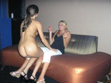 humiliated naked female