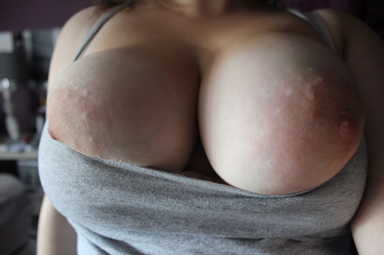 C cup boobs naked