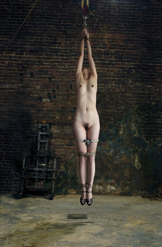 Naked Women Hung By Wrists