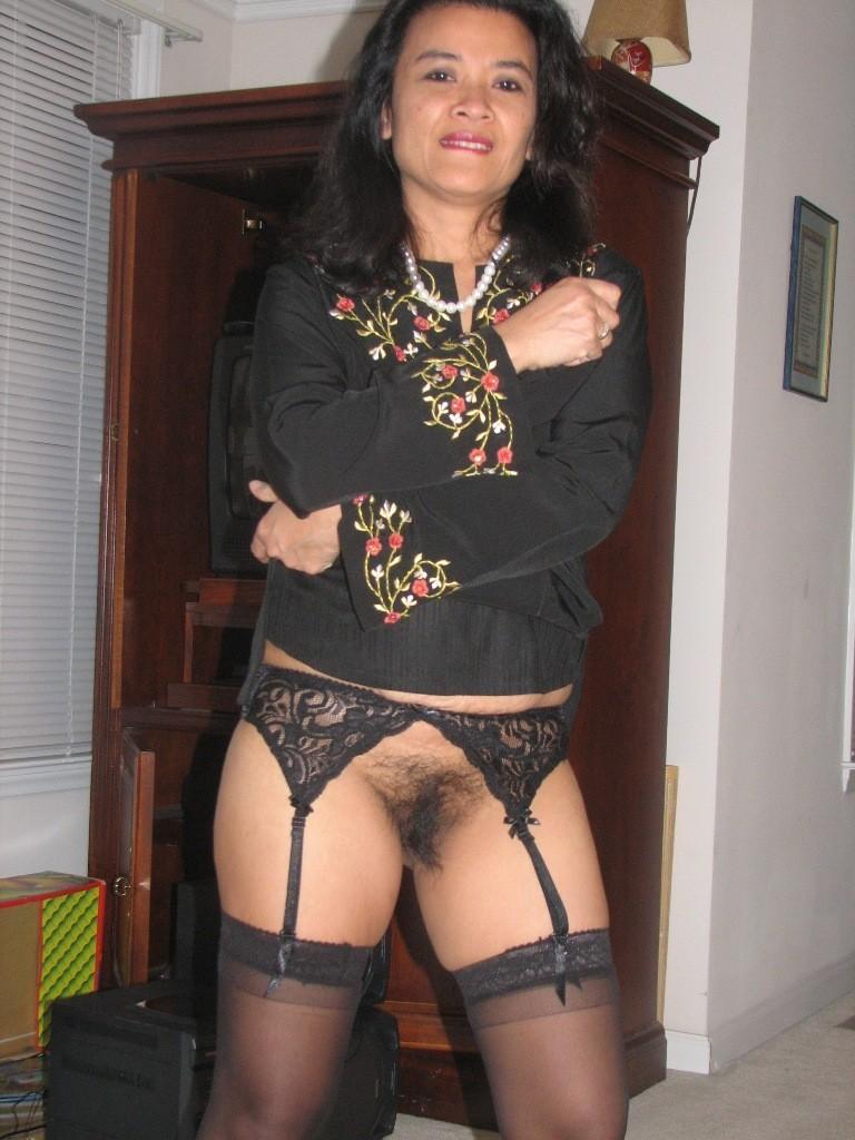 garter belt stockings amature