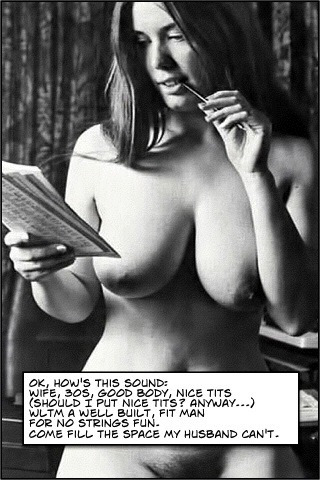 kinky wives captions